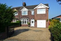 semi detached home in Congleton Road North...