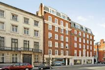 1 bed Flat to rent in Grosvenor Street, Mayfair