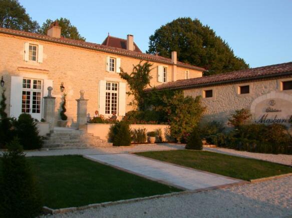 evening courtyard 2