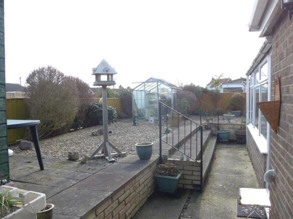 Rear Garden Addition