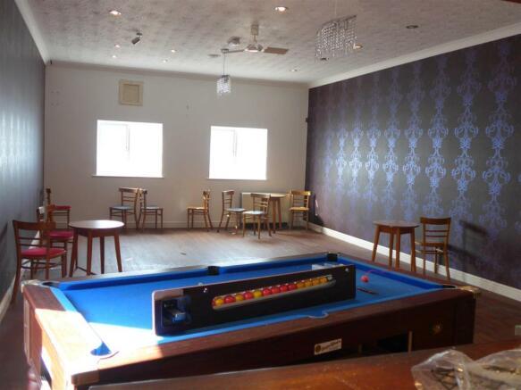 Bar 3 & Pool Room