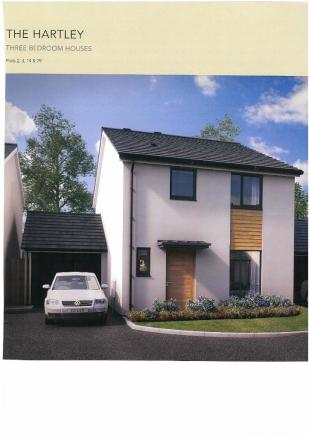Artist's impression of front elevation