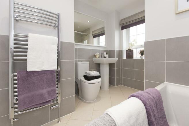 Holden Bathroom