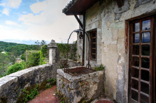 1. Castle well