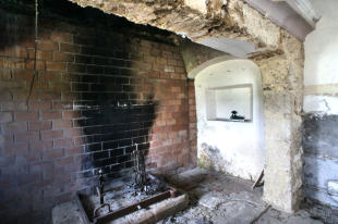 9. Fireplace Detail