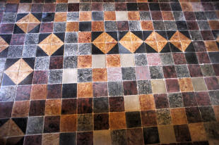 Beautiful tiling
