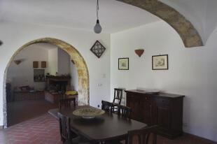 Lower floor cantina