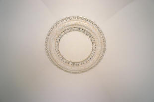 Moulded ceiling