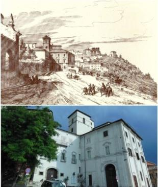 Centuries ago &today