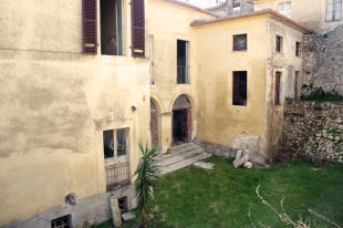 7. Courtyard