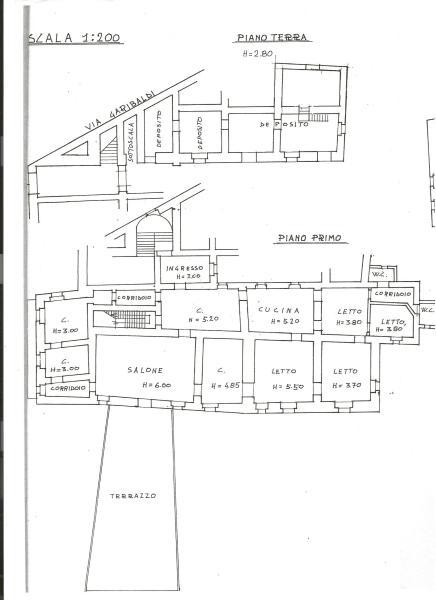 Main & lower floor