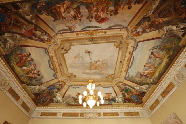 2.Salong ceiling