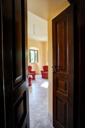 Sitting room doors