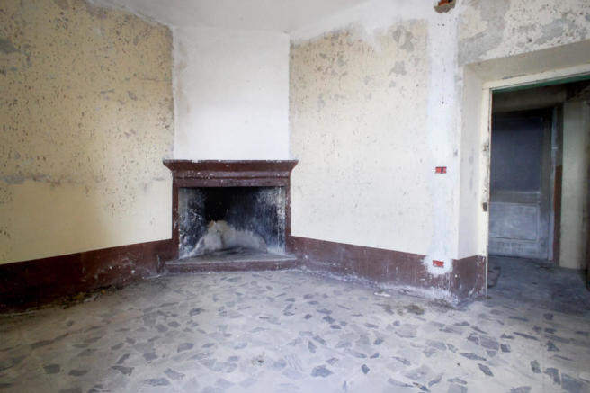 Room to be restored