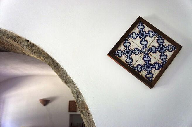 Close-up of tiles
