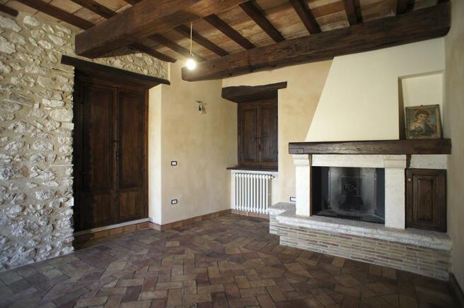 Door - lower terrace