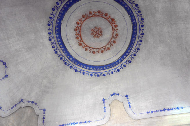 12. Ceiling Detail