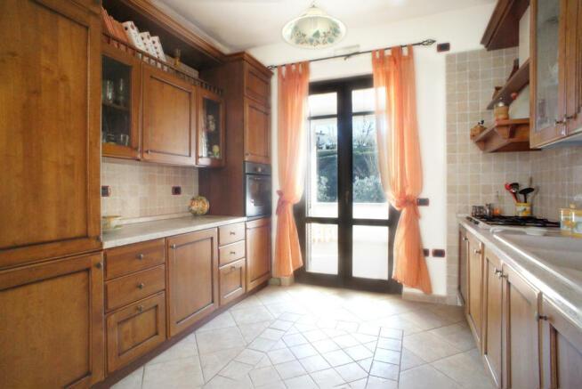9. Upper Kitchen