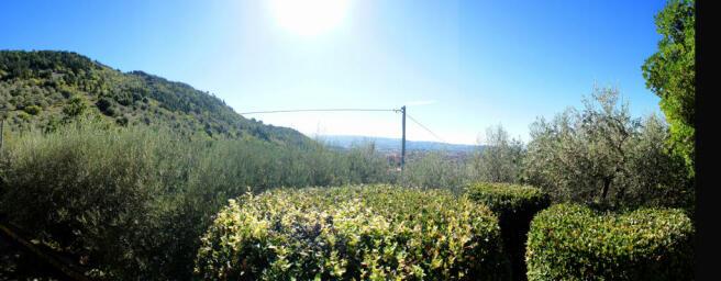 Panoramic vista