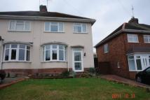 semi detached property to rent in Hollybush Lane...