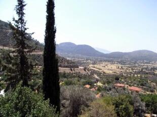 Üzümlü Valley