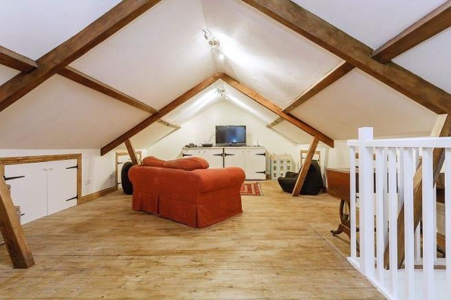 Attic Room (Play Room)