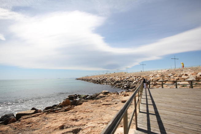 Torrevieja Pier