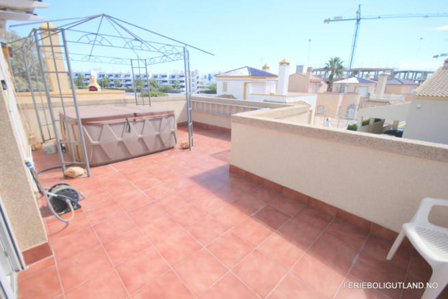 terrasse out of bedr