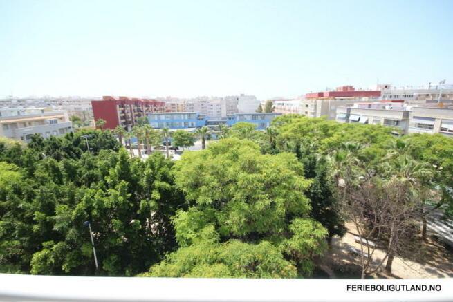 Overlooking Park