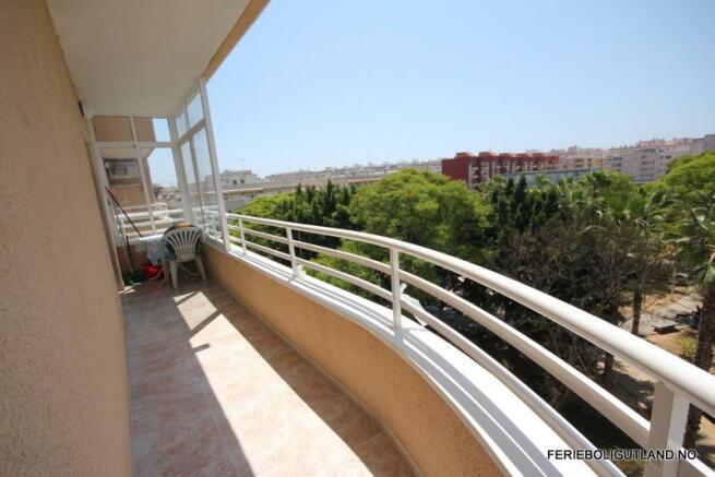 Spacious Balcony (1)
