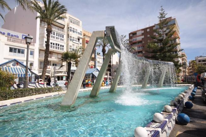 Torrevieja Fountains