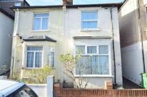 2 bedroom semi detached property in Washington Road...