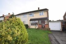 3 bed semi detached property in Chapel Fields, Harlow...