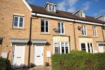 3 bed Terraced home in North Lodge Drive...