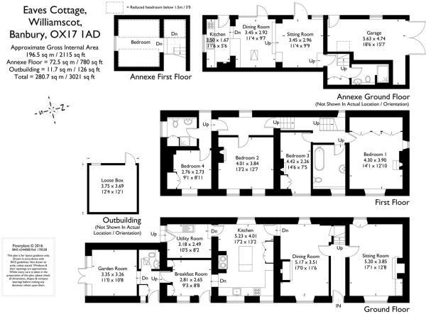 Eaves Cottage 170538