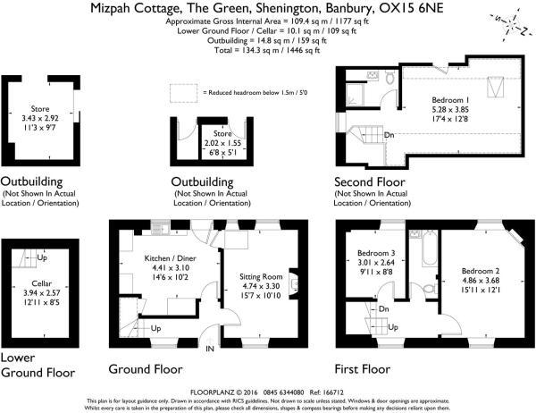 Mizpah Cottage 16671