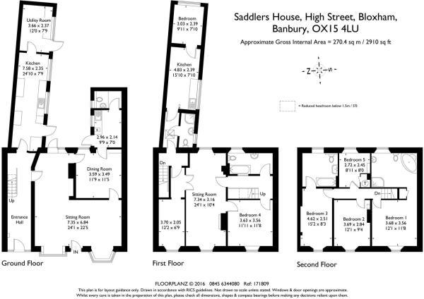 Saddlers House 17180