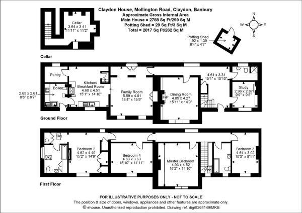 Claydon House - floo
