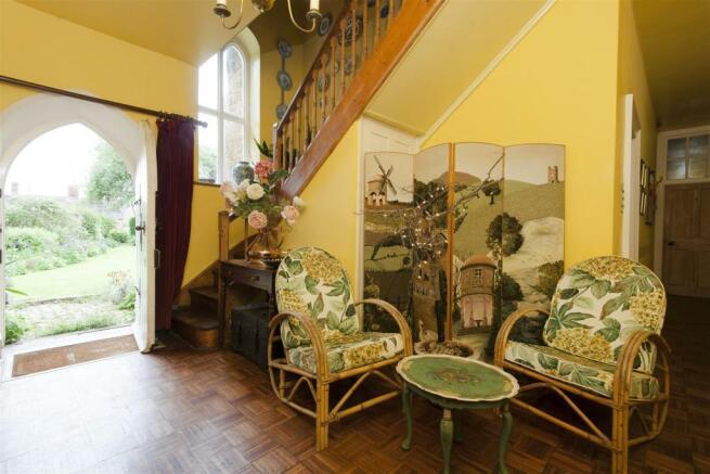 Claydon House Hallwa