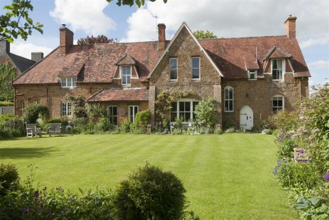 Claydon House - main
