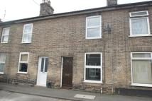 Terraced home to rent in Bond Street, Stowmarket...