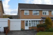 semi detached home in Langcomb Road, Shirley...