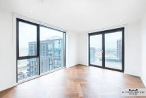 Flat to rent in Embassy Gardens...