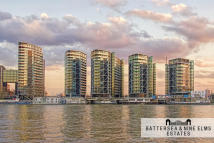 Flat to rent in Riverlight Quay, London...