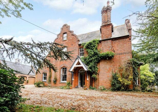 The Glebe House