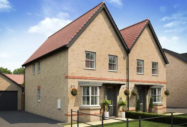 The Oakfield 3 Bedroom House