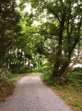Gravel driveways