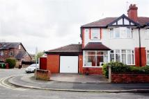 3 bedroom semi detached property for sale in Saxon Avenue, Manchester