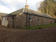semi detached house to rent in Pond Cottage, Balgavies...