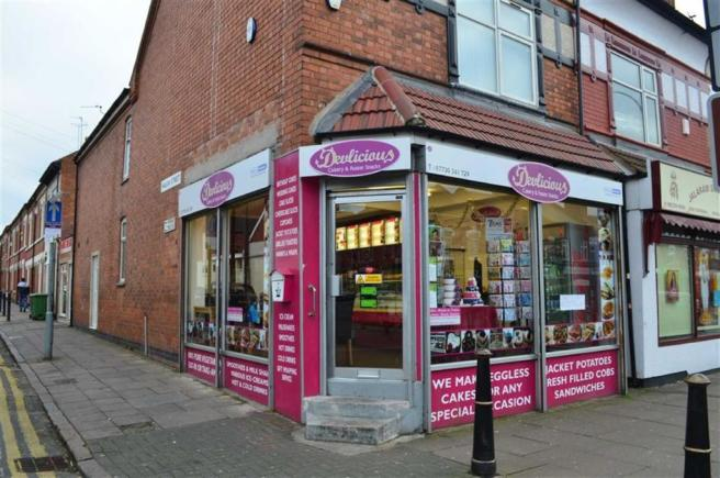 Cake Shop Leicester Evington Road